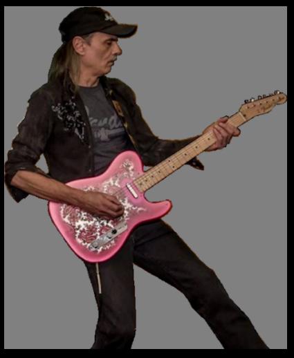 bob boutin lead guitar